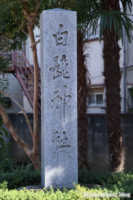 平井白髭神社(江戸川区平井)4