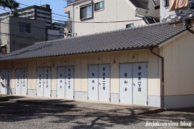 平井白髭神社(江戸川区平井)13