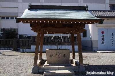小松川神社(江戸川区小松川)4