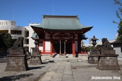 小松川神社(江戸川区小松川)5