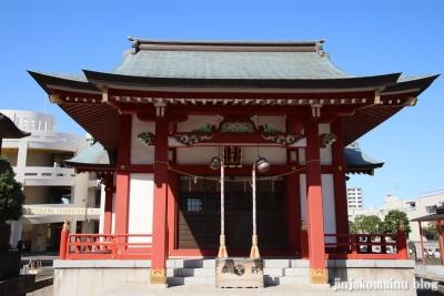 小松川神社(江戸川区小松川)7