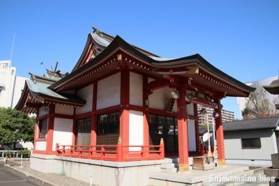 小松川神社(江戸川区小松川)8