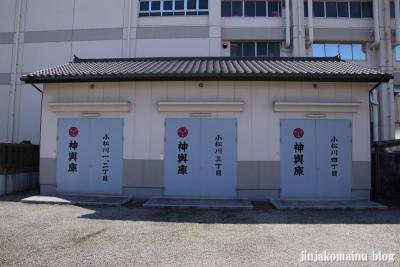 小松川神社(江戸川区小松川)10