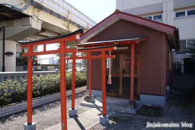 小松川神社(江戸川区小松川)13