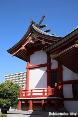 小松川神社(江戸川区小松川)9