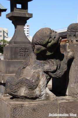 小松川神社(江戸川区小松川)25