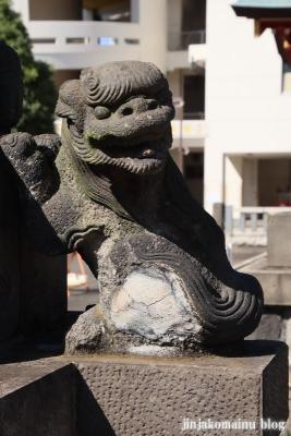 小松川神社(江戸川区小松川)27