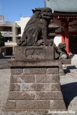 小松川神社(江戸川区小松川)19