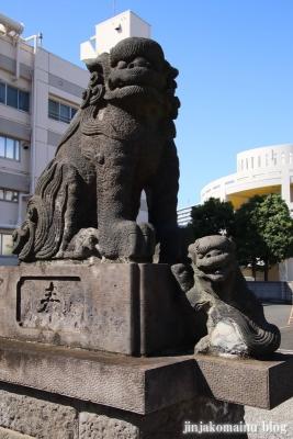 小松川神社(江戸川区小松川)20
