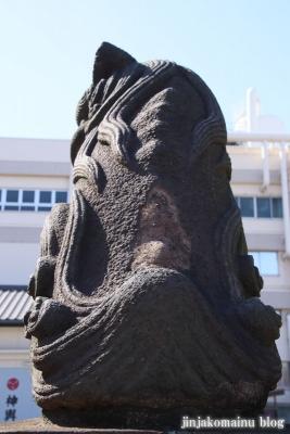 小松川神社(江戸川区小松川)18