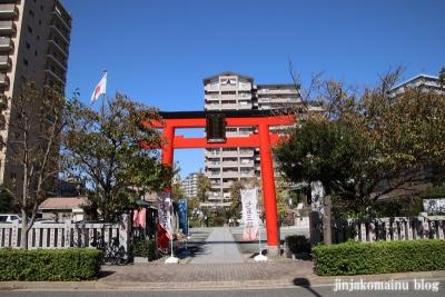 亀戸浅間神社(江東区亀戸)2