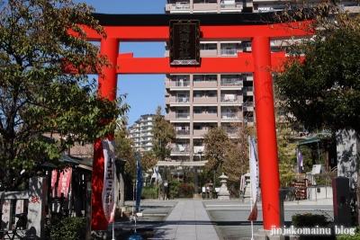 亀戸浅間神社(江東区亀戸)3