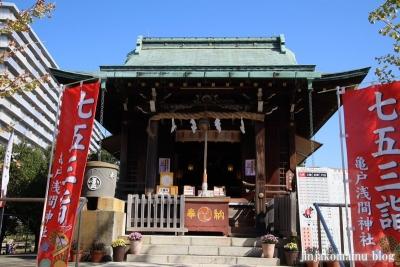 亀戸浅間神社(江東区亀戸)10