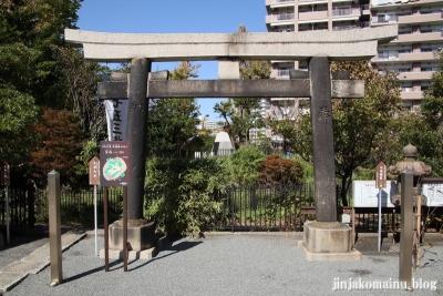亀戸浅間神社(江東区亀戸)13