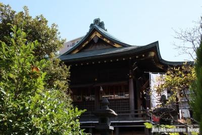 亀戸浅間神社(江東区亀戸)15