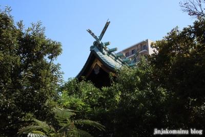 亀戸浅間神社(江東区亀戸)16