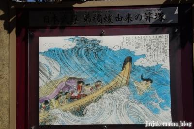 亀戸浅間神社(江東区亀戸)17