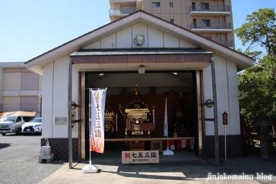 亀戸浅間神社(江東区亀戸)23