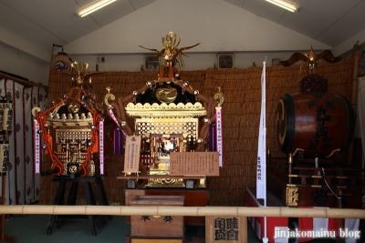 亀戸浅間神社(江東区亀戸)24