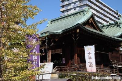 亀戸浅間神社(江東区亀戸)25