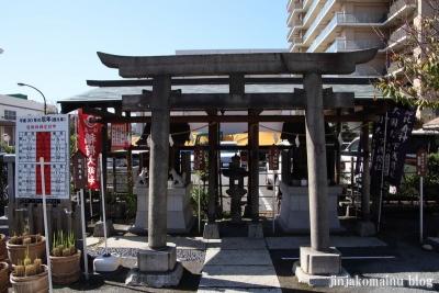 亀戸浅間神社(江東区亀戸)27