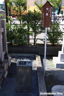 亀戸浅間神社(江東区亀戸)8