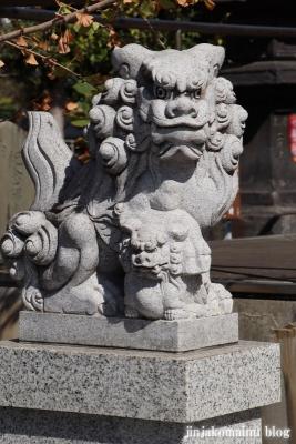 亀戸浅間神社(江東区亀戸)12
