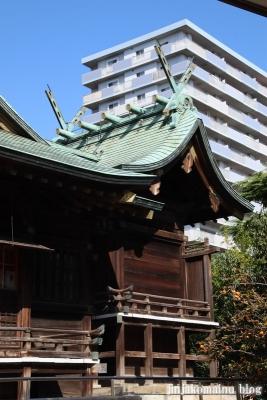 亀戸浅間神社(江東区亀戸)26