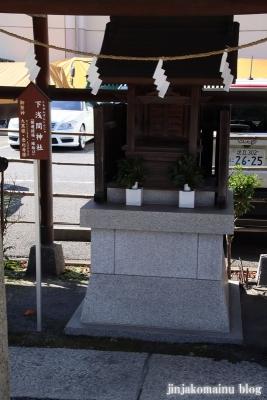 亀戸浅間神社(江東区亀戸)28