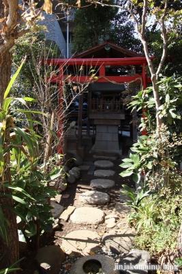 稲荷神社(江東区大島)2