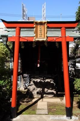 伏見稲荷神社(江東区大島)1