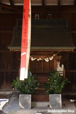伏見稲荷神社(江東区大島)3