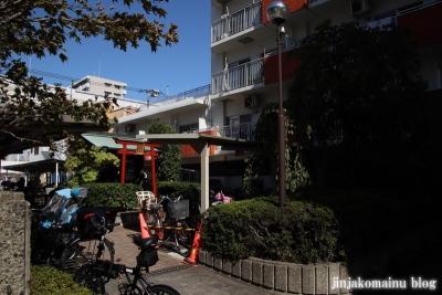 伏見稲荷神社(江東区大島)4