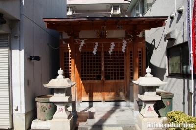 子安稲荷神社(江東区大島)7