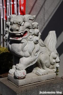 子安稲荷神社(江東区大島)5