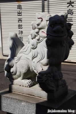 子安稲荷神社(江東区大島)6