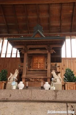 子安稲荷神社(江東区大島)9