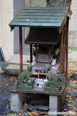 猿江稲荷社(江東区猿江)9
