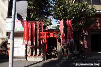 招福稲荷神社(墨田区江東橋)1