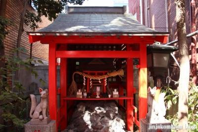 招福稲荷神社(墨田区江東橋)5