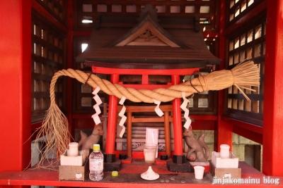 招福稲荷神社(墨田区江東橋)8