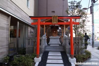 鎮守稲荷神社(墨田区江東橋)1