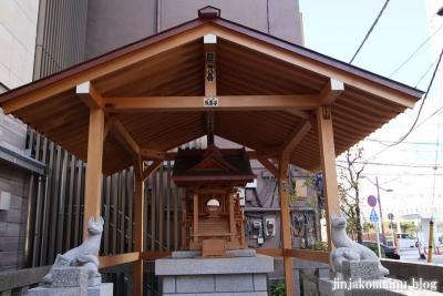 鎮守稲荷神社(墨田区江東橋)6