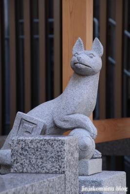 鎮守稲荷神社(墨田区江東橋)5