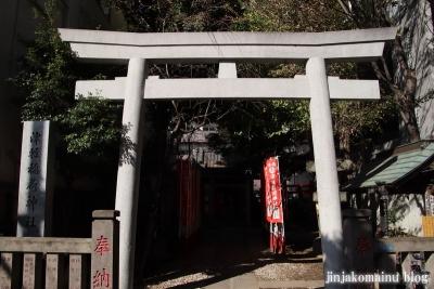 津軽稲荷神社(墨田区錦糸)3