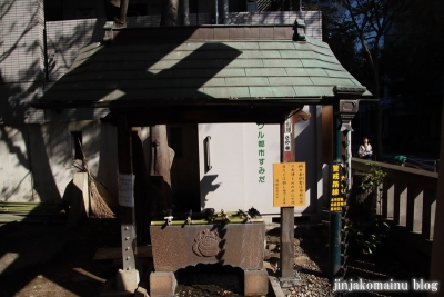 津軽稲荷神社(墨田区錦糸)4