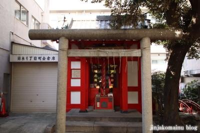 津軽稲荷神社(墨田区錦糸)7