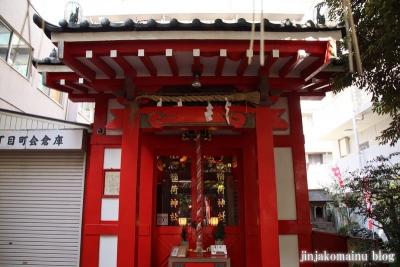 津軽稲荷神社(墨田区錦糸)9