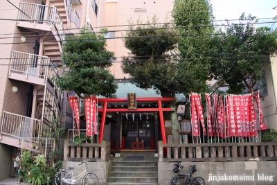 五柱稲荷神社(墨田区緑)1