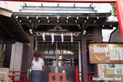 五柱稲荷神社(墨田区緑)6